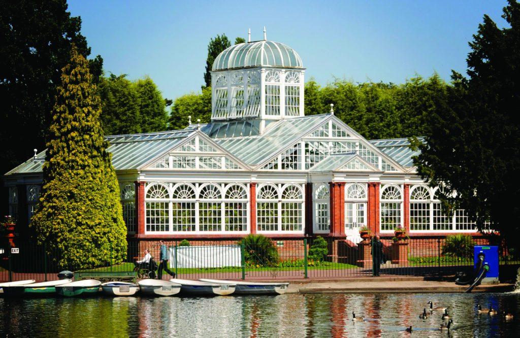 west-park-conservatory