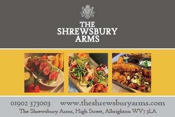The Shrewsbury Arms, Albrighton